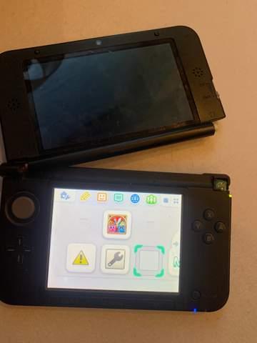 Nintendo Scharnier rausgebrochen?