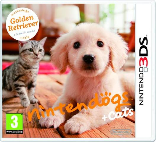 nintendogs cats welche version ist die beste nintendo. Black Bedroom Furniture Sets. Home Design Ideas