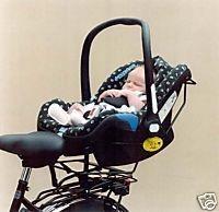Bilduntertitel eingeben... - (Babyschale, Baby Fahrrad, Fahrradadapter)
