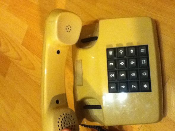 Das Telefon von vorne - (Technik, Preis, Telefon)