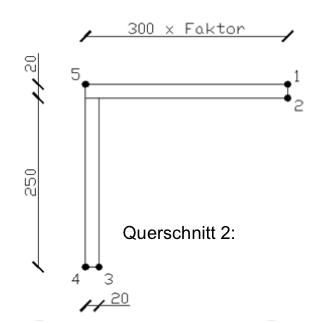 Querschnitt - (Mathe, Statik, Bauingenieur)