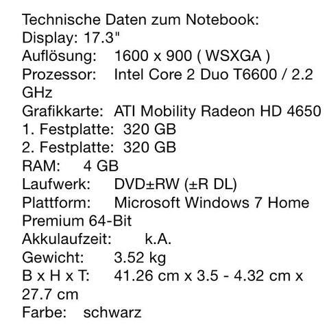 Notebook  - (Minecraft, Notebook, Leistung)