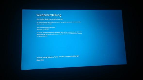 Windows Zurücksetzen Funktioniert Nicht
