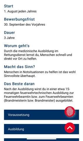 Notfallsannitäter Ausbildung Hamburg?