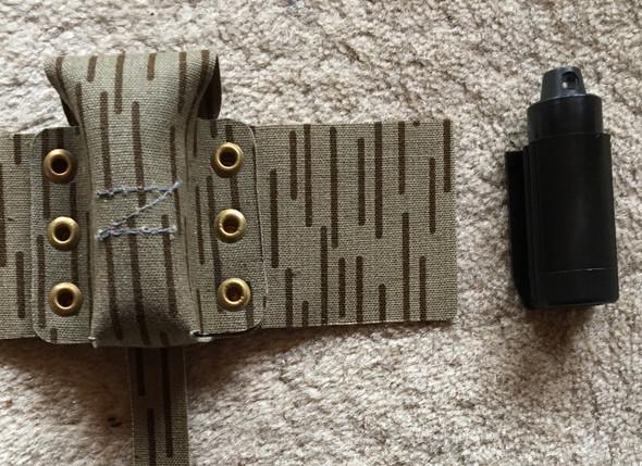 Das Stück mit Tasche  - (Ausrüstung, NVA)