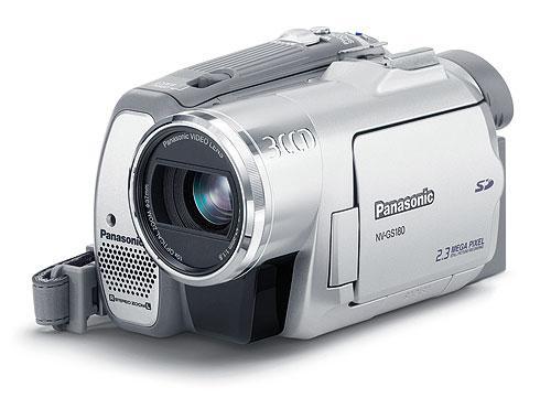 NV-GS180 Digital Video Camera - (Video, Band, Qualitaet)