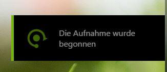 """Das nervige Banner"" - (Software, Nvidia, Aufnahme)"