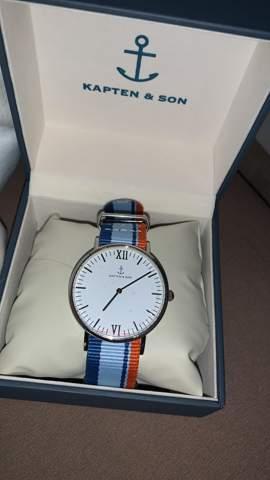 Nylon Uhren-Armband färben?