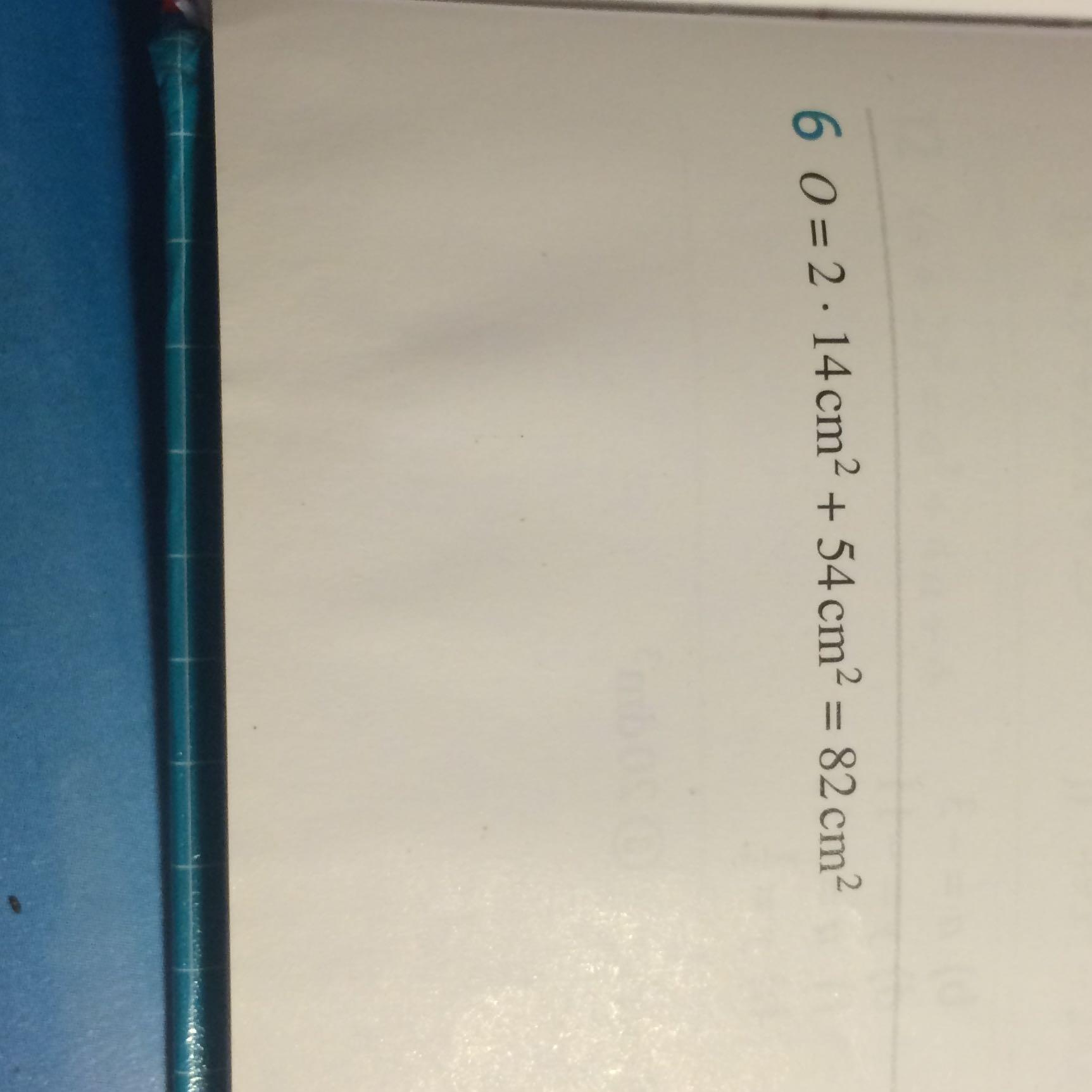 oberfläche eines prismas berechnen? (körper, mathe, rechnen)