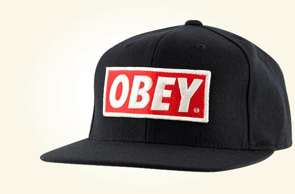 Obey cap - (Internet, kaufen, Online-Shop)