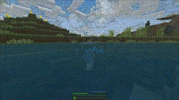 Hier dieser grüne Frame - (Computer, Stream, Open Broadcaster Software)