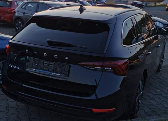 Octavia 4 neues Modell?
