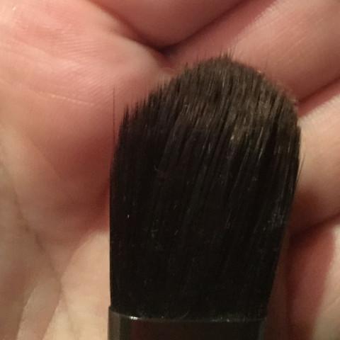 das ist der pinsel - (Make-Up, Bh-cosmetics, Pinsel reinigen)