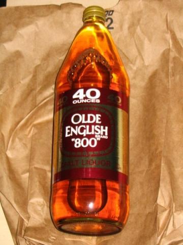 Olde English - (Alkohol, Lebensmittel, Bier)