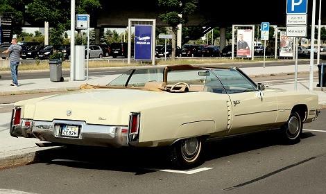 was geht - (Auto, Oldschool, Cadillac)