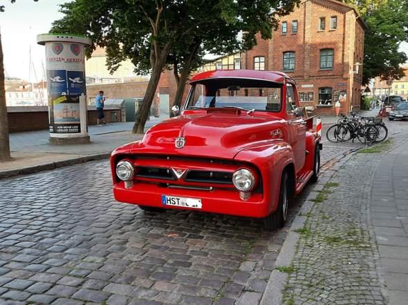 Oldtimer Pickup?