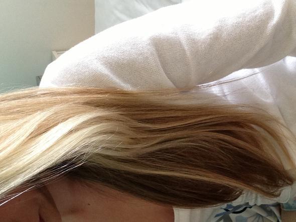haare - (Beauty, Ombre, blonde Haare)