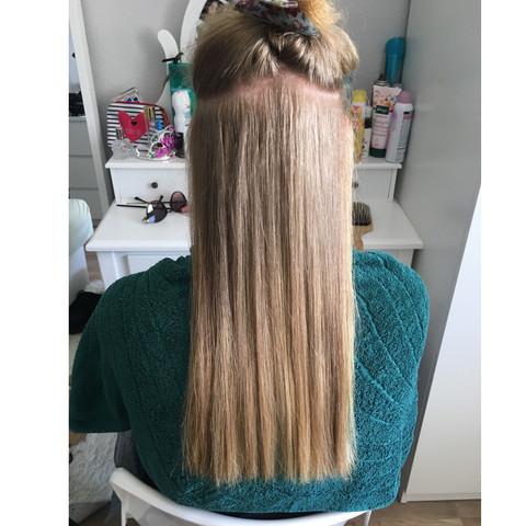 Meine haare - (Haare, Beauty, blond)