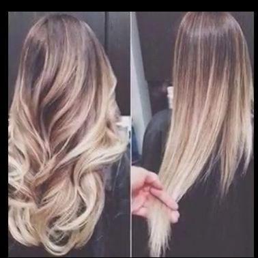 Ombre Haare Farben Friseur