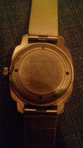 bild 1 - (Uhr, Modell, Armbanduhr)