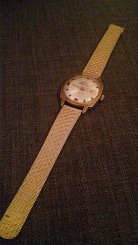 bild 4 - (Uhr, Modell, Armbanduhr)
