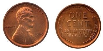 One Cent United States Of America Wert Amerika Münzen Wertschätzung