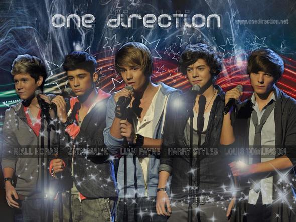 One Direction - (Musik, Mobbing, One Direction)
