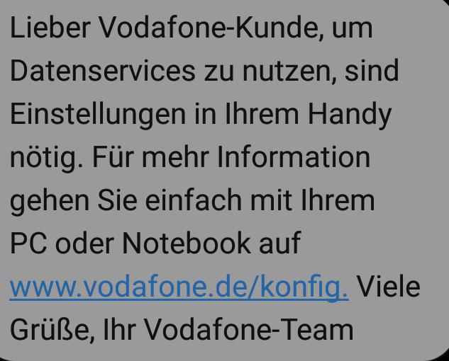 Vodafone Mobiles Internet Geht Nicht