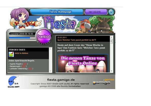 Das feld - (Online-Games, Fiesta)