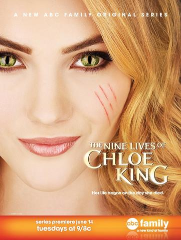 The Nine Lives Of Chloe King Deutsch