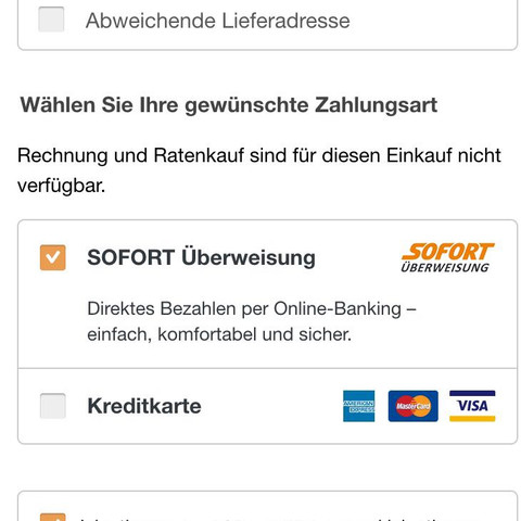 Sofort Überweisung  - (Sparkasse, online-banking)