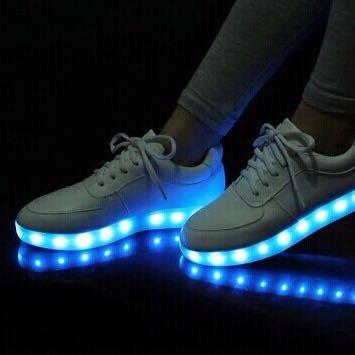 leuchtende schuhe adidas