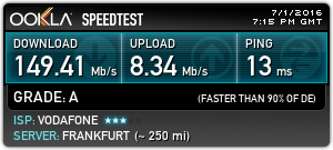 Internetgeschwindigkeit - (Internet, Stream, live)