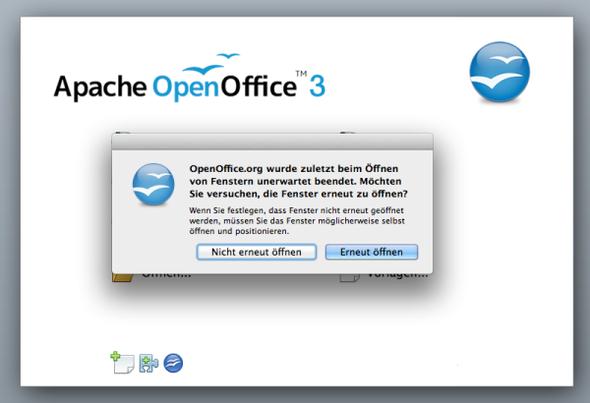 open office - (Open Office, Imac)