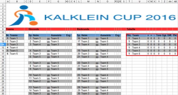 Openoffice Excel Tabelle Sotieren Fussball
