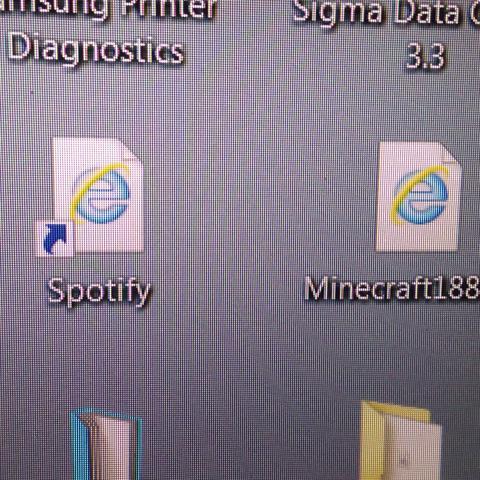 """So sehen die """"fenster""""mit dem internet explorer aus  - (Computer, Internet, Spiele)"""