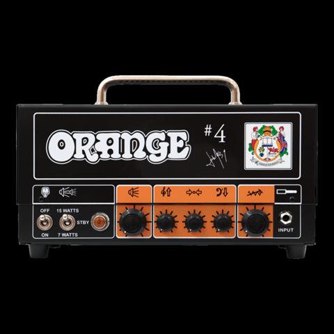 Orange Jim Root Terror Head für Metal?