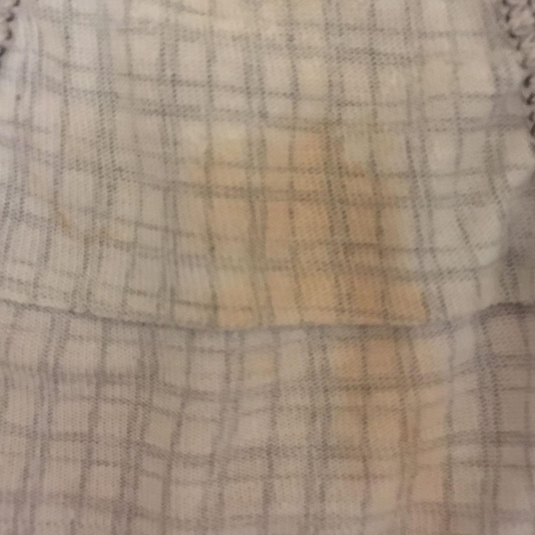 Orangener Fleck in Unterhose - Was ist das? (bild