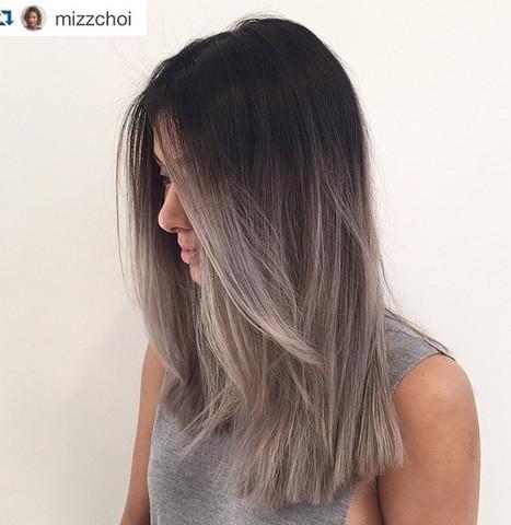 Orangestichiges Haar Silber Blond Kriegen Liebe Haare Friseur
