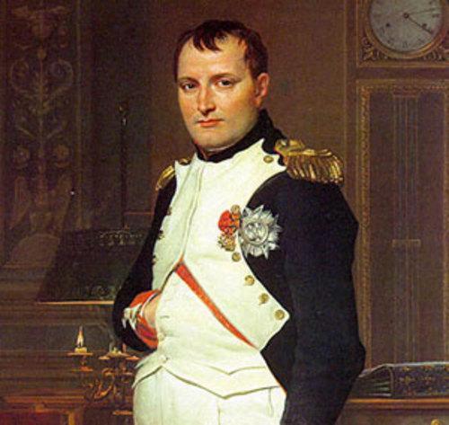Napoleon mit Orden - (kaufen, Napoleon, orden)