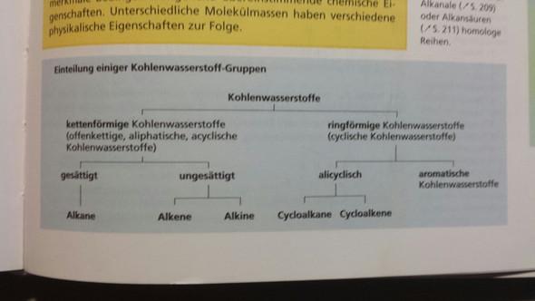 Übersicht - (Schule, Chemie, Biologie)