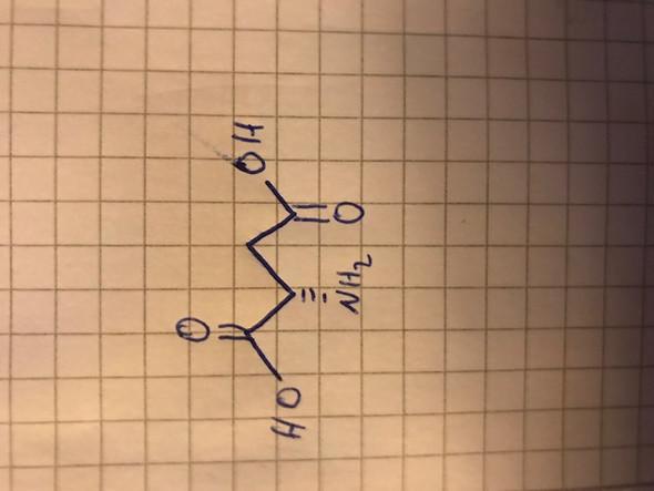 Organische Chemie Schreibweise Strukturformeln Mit Cip