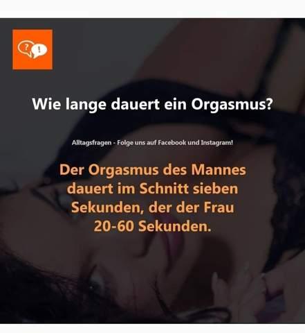 Orgasmus Frau?