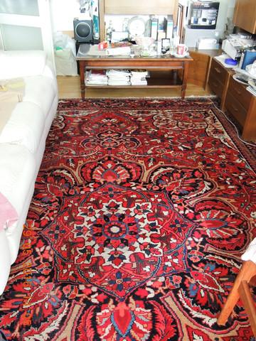 großer Teppich - (Teppich, Orientteppich)