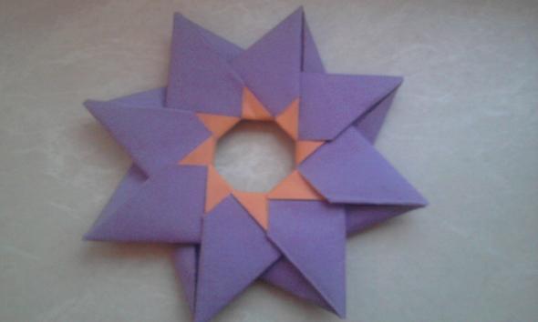 origami stern anleitung gesucht basteln. Black Bedroom Furniture Sets. Home Design Ideas