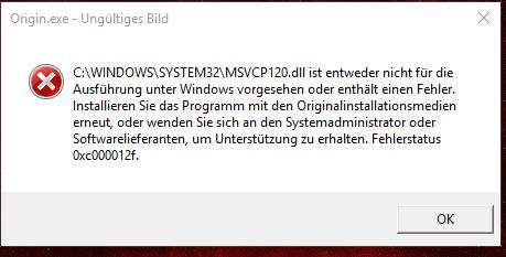 Der Startfehler - (Computer, Computerspiele)