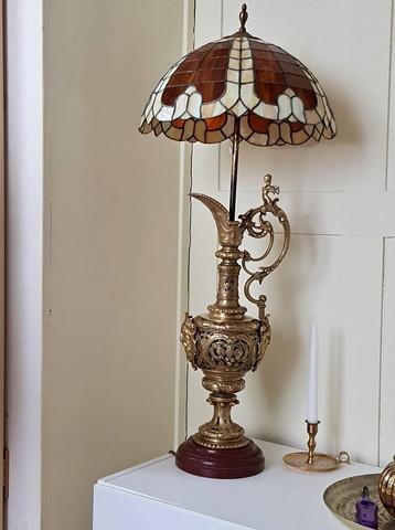 Original Tiffany Lampe wert?