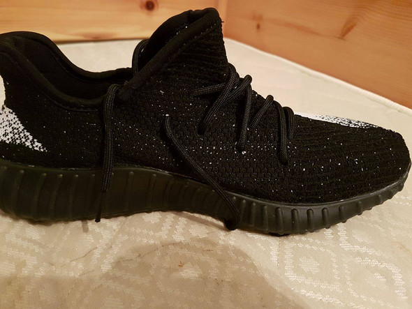 yeezy boost 350 vs black - (Schuhe, Yeezy)
