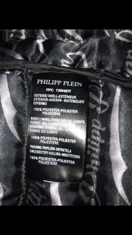 Originale Jacke Philipp Plein  Echtheit  Fälschung  Experte  Frage ... d6ef020ceb