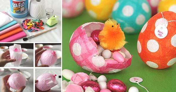 Die Ostergeschenk Idee - (Geschenk, Ostern)